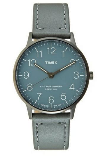 Casualowy zegarek