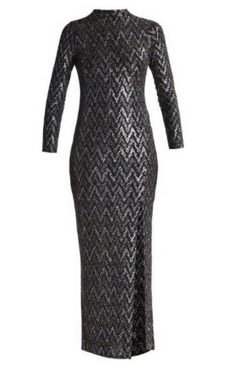 Jedwabna sukienka -20%