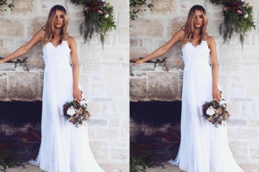 Najpopularniejsza suknia ślubna