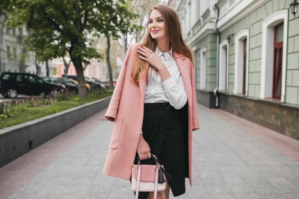 Jak nosić soczyste torebki?