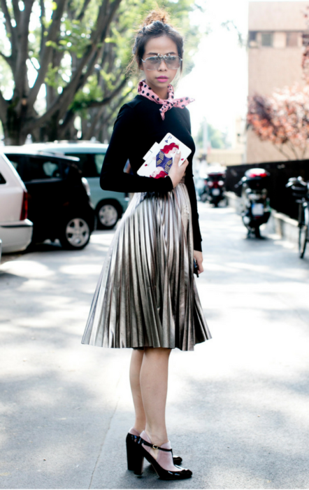 Milan Fashion Week Wiosna/Lato 2014