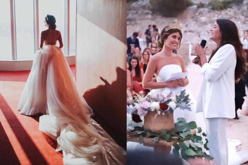 nietypowy ślub dwóch hiszpanek