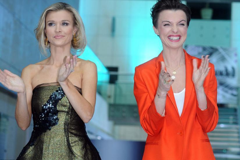 stylowe jurorki polskich talent show