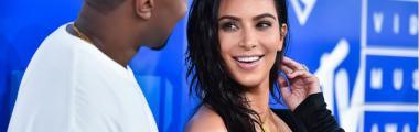 kim kardashian ubrana przez męża