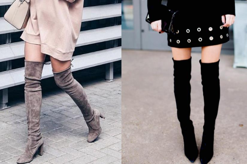 kozaki kozaki trend moda stylizacje