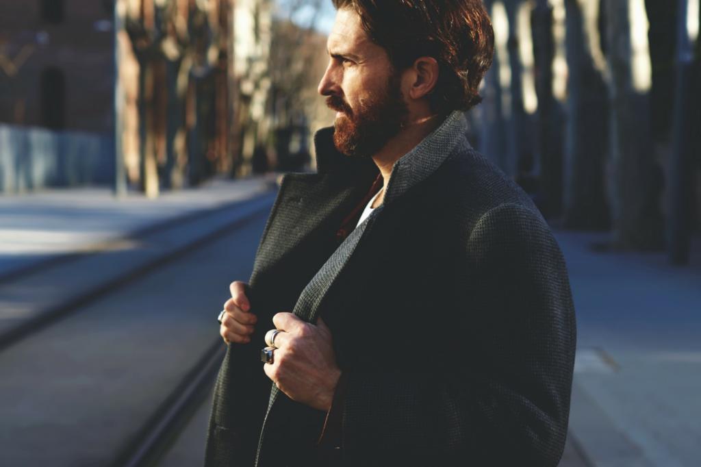 Jak wybrać kurtkę męską na jesień?