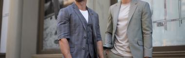 moda dla niskich mężczyzn