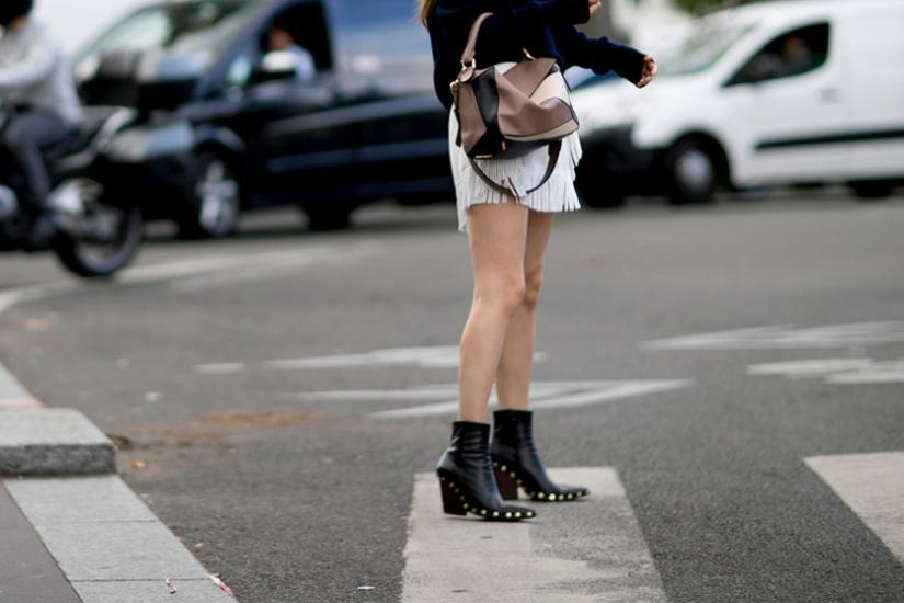 botki moda stylizacje