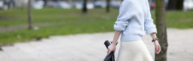 dopasuj spodnice do kroju sylwetki