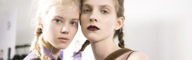 kolory ust makijaż