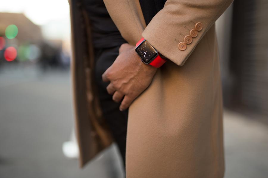 Zegarek jako biżuteria męska