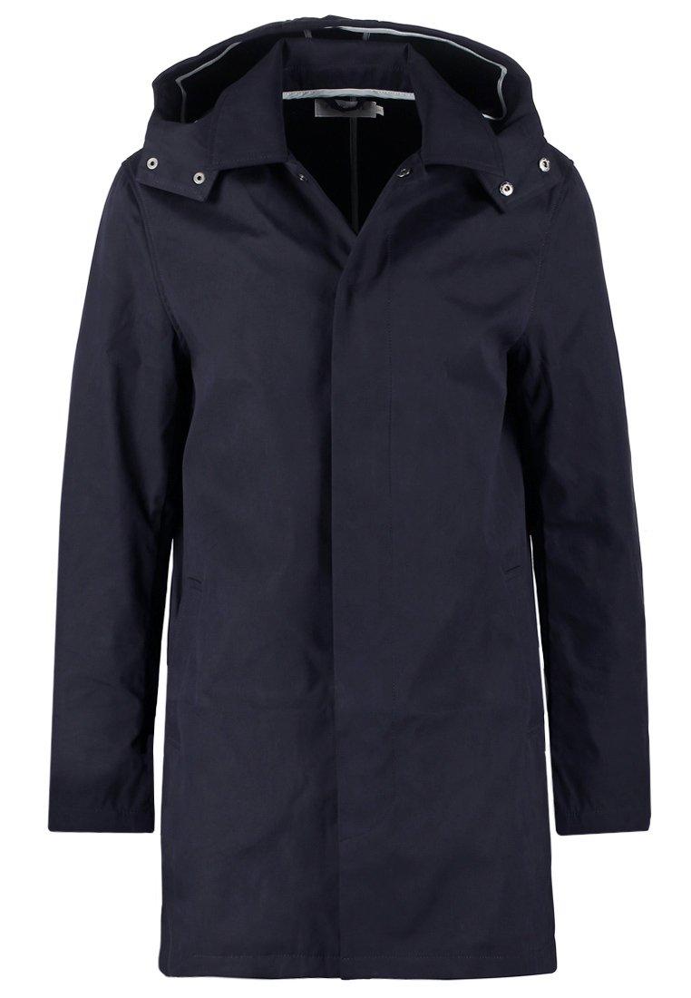 Stylowy, krótki płaszcz