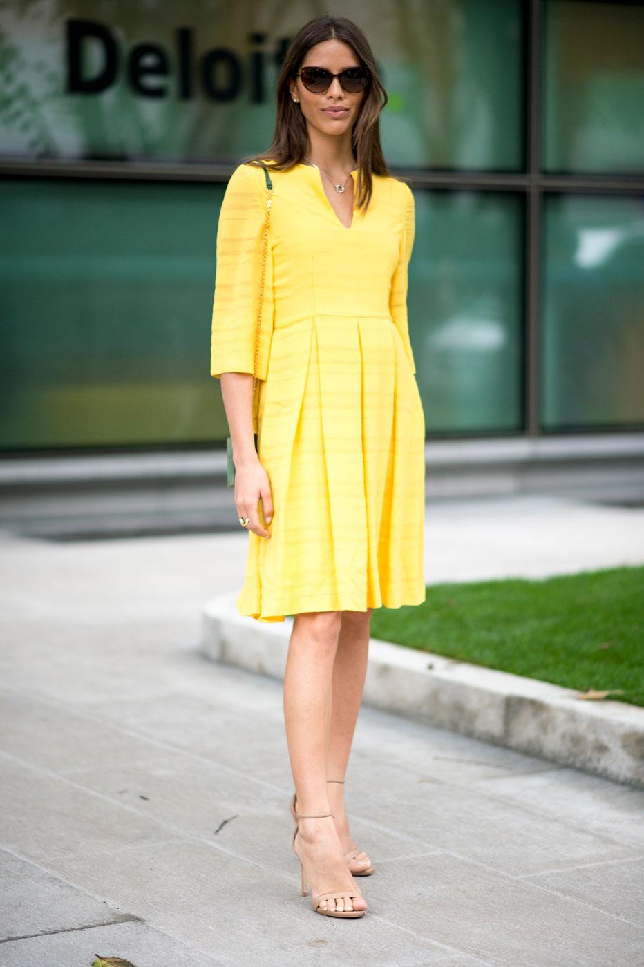 Żółty jest kolorem radości
