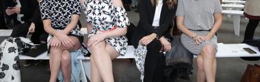 New York Fashion week, trendy, moda, celebryci