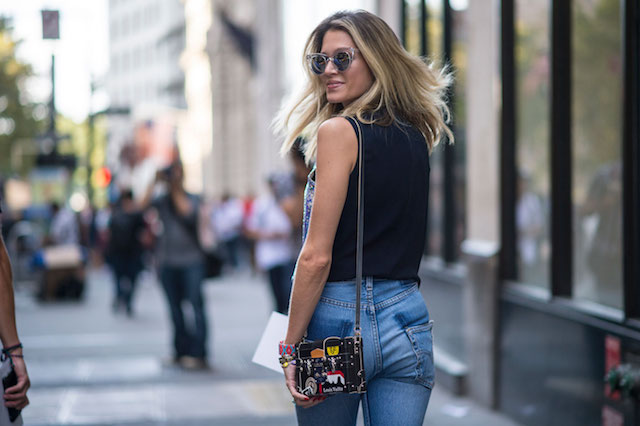 Jeansy dla niskich kobiet