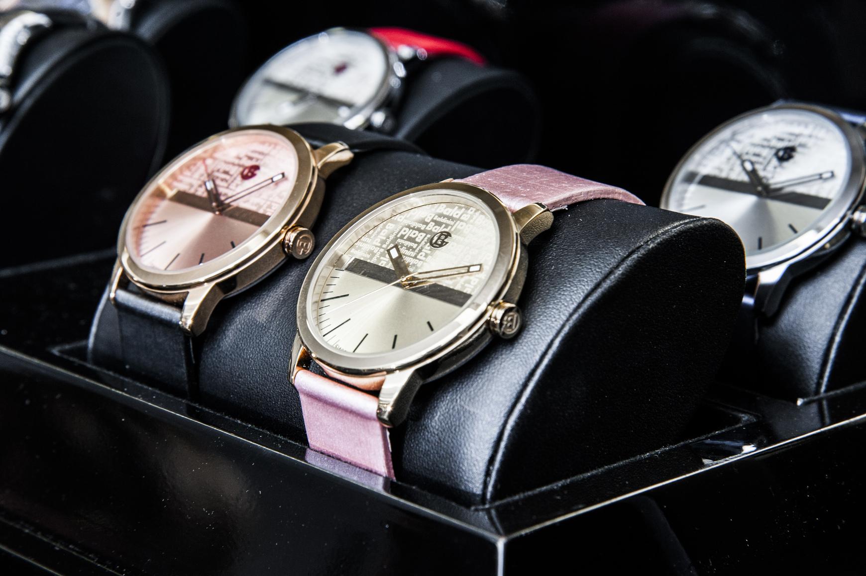 Klasyczne modele zegarków