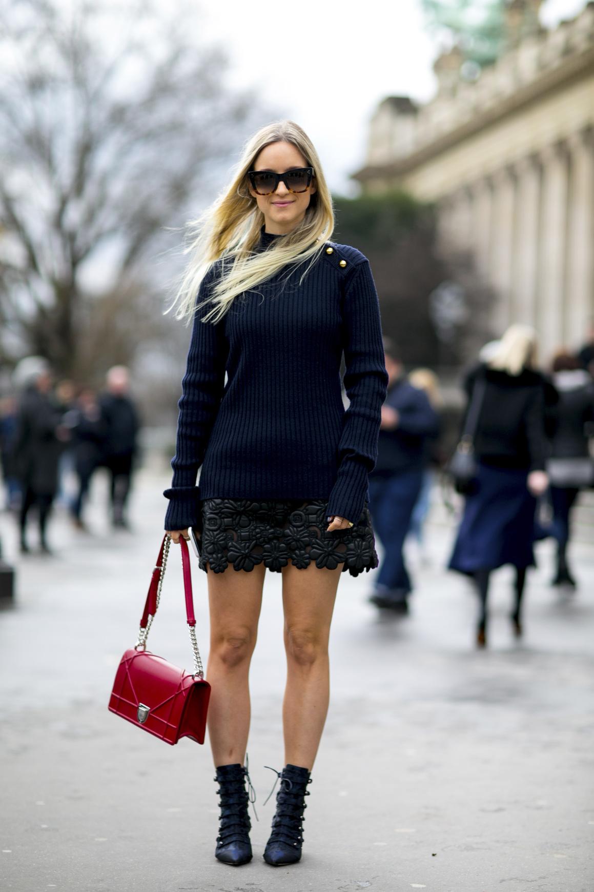 Jak stylizować spódnicę zimą? Allani trendy