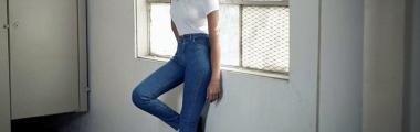 jessica alba współpracuje z jeansową marką