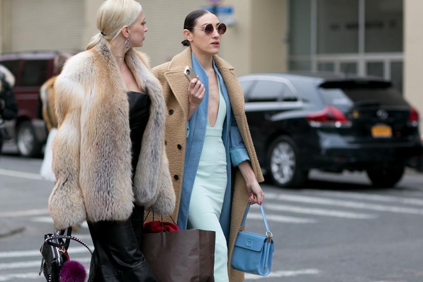 Okulary przeciwsłoneczne można również nosić zimą