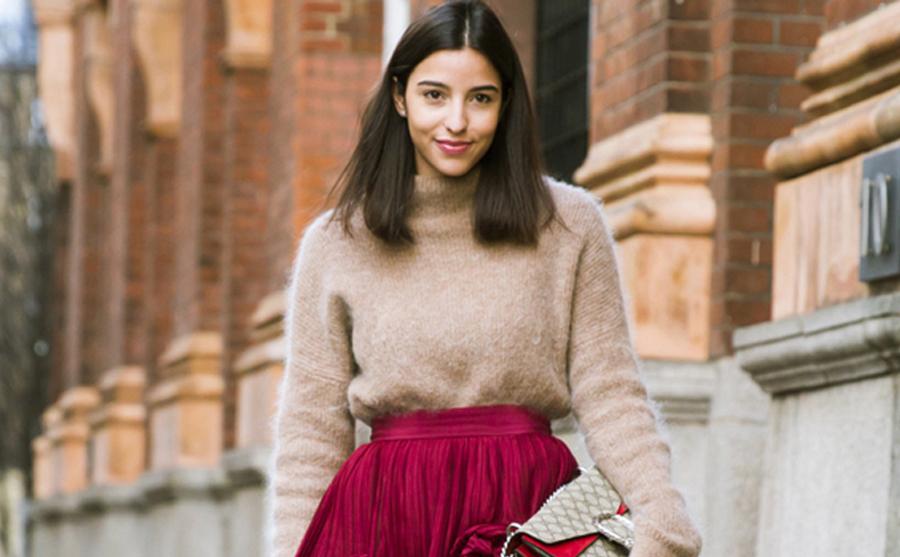 Kaszmirowy sweter to świetna inwestycja na lata