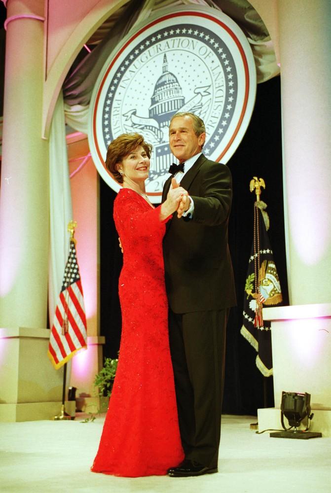 Laura Bush - 20 stycznia 2001