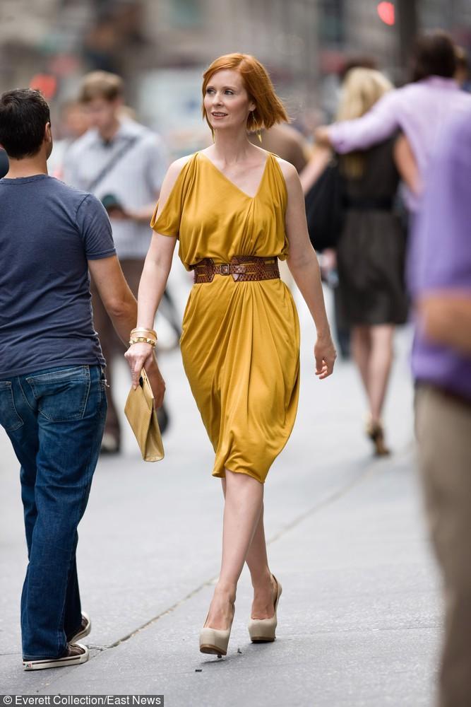 Miranda w sukience