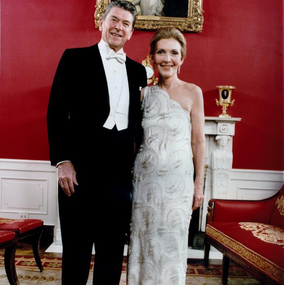 Nancy Reagan - 20 stycznia 1981