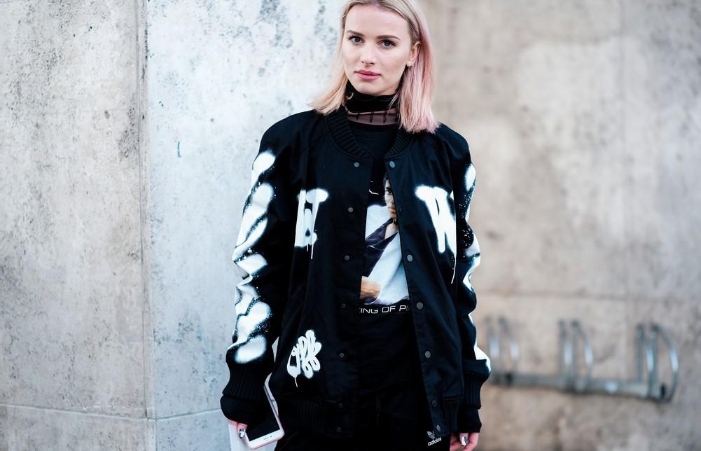 Maffashion przed pokazem Y3 - Paris Fashion Week