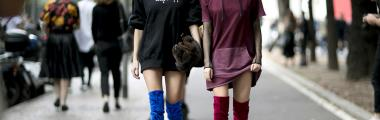 Trend na sportowe ubrania opanował ulice stolic mody