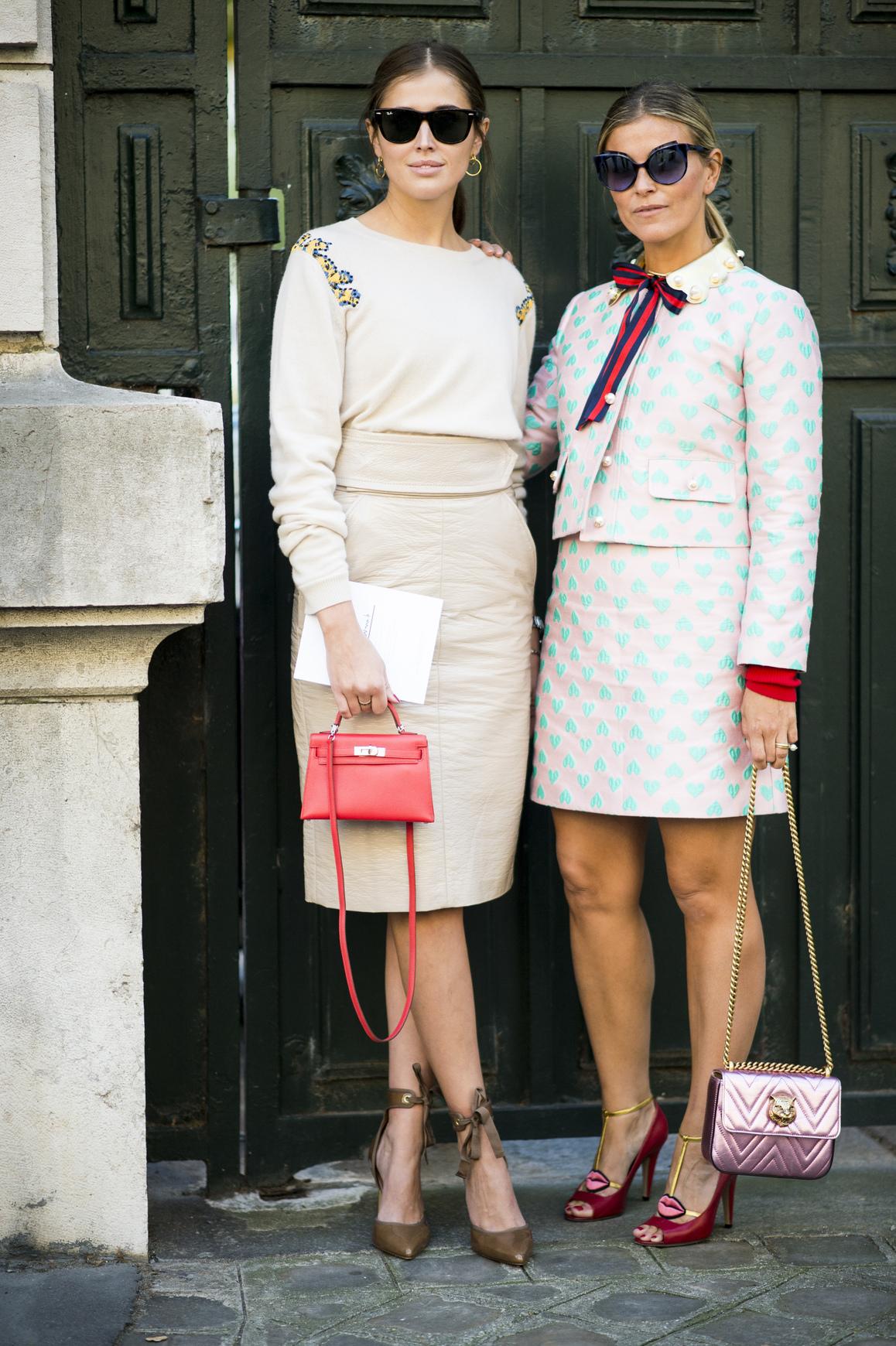 Szpilki mogą nosić zarówno wysokie, jak i niskie dziewczyny