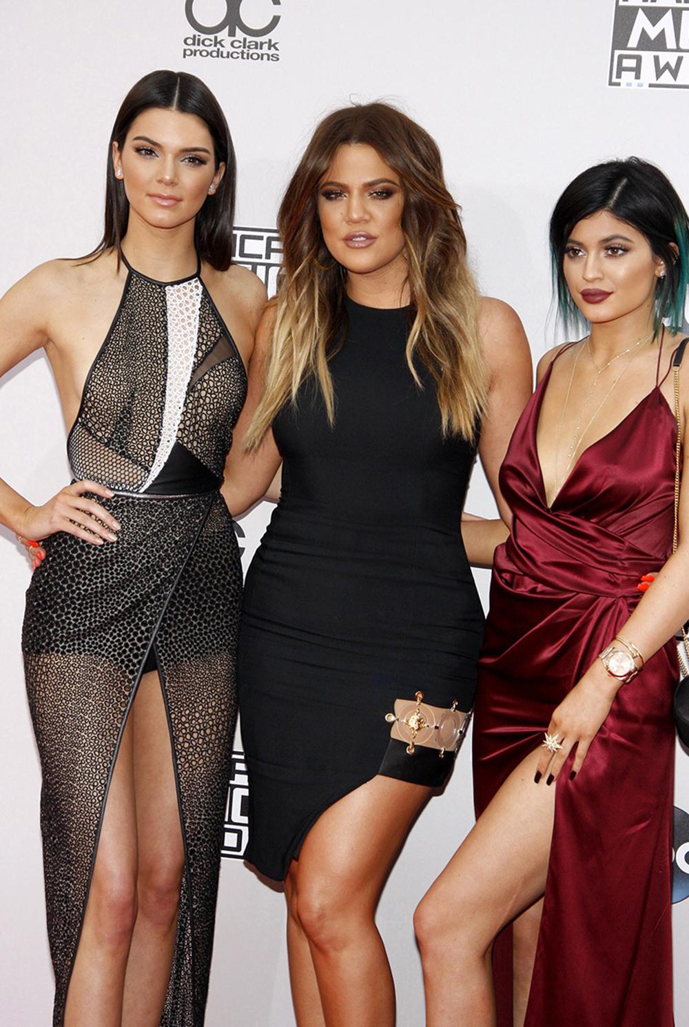 Kendall, Kylie i Khloe