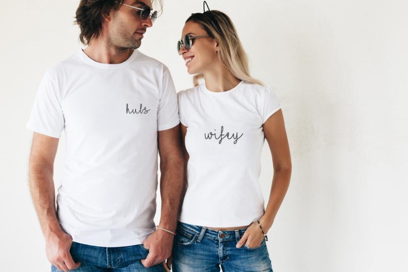bluzy dla par