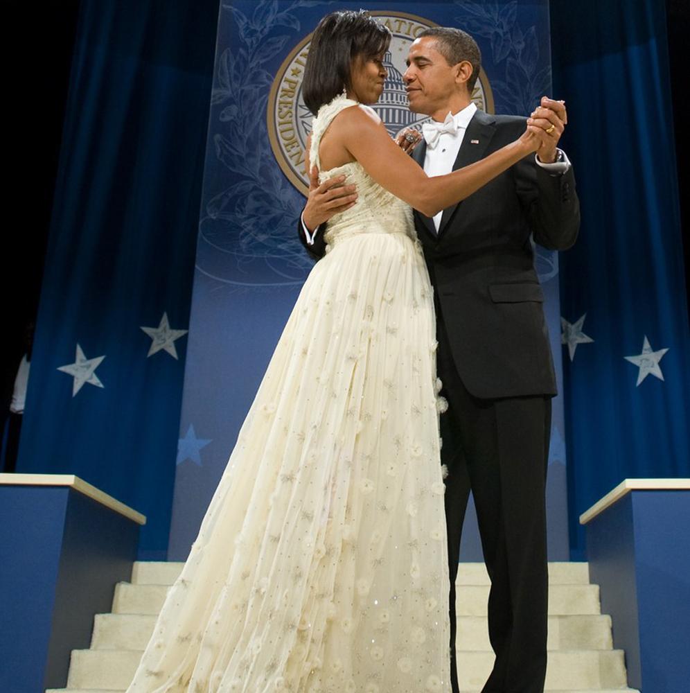 Michelle Obama - 20 stycznia 2009