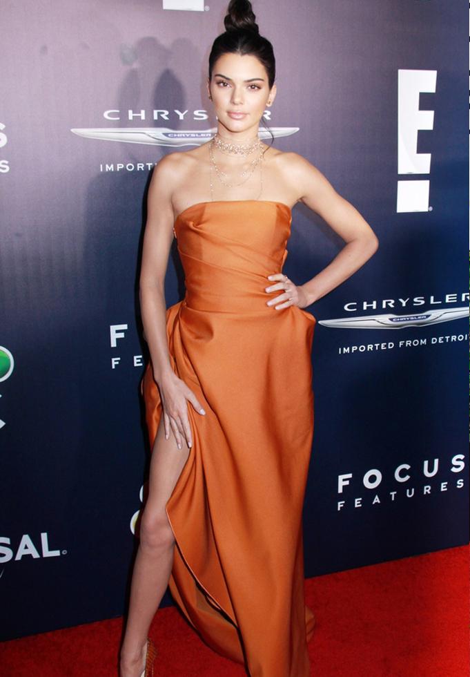 Gala Złotych Globów -Kendall Jenner