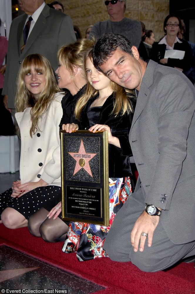 Antonio Banderas ma swoja gwiazdę w Alei Sław