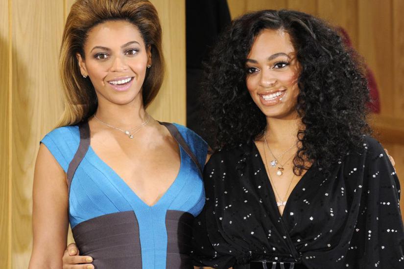 Beyonce i Solange Knowles bardzo się wspierają