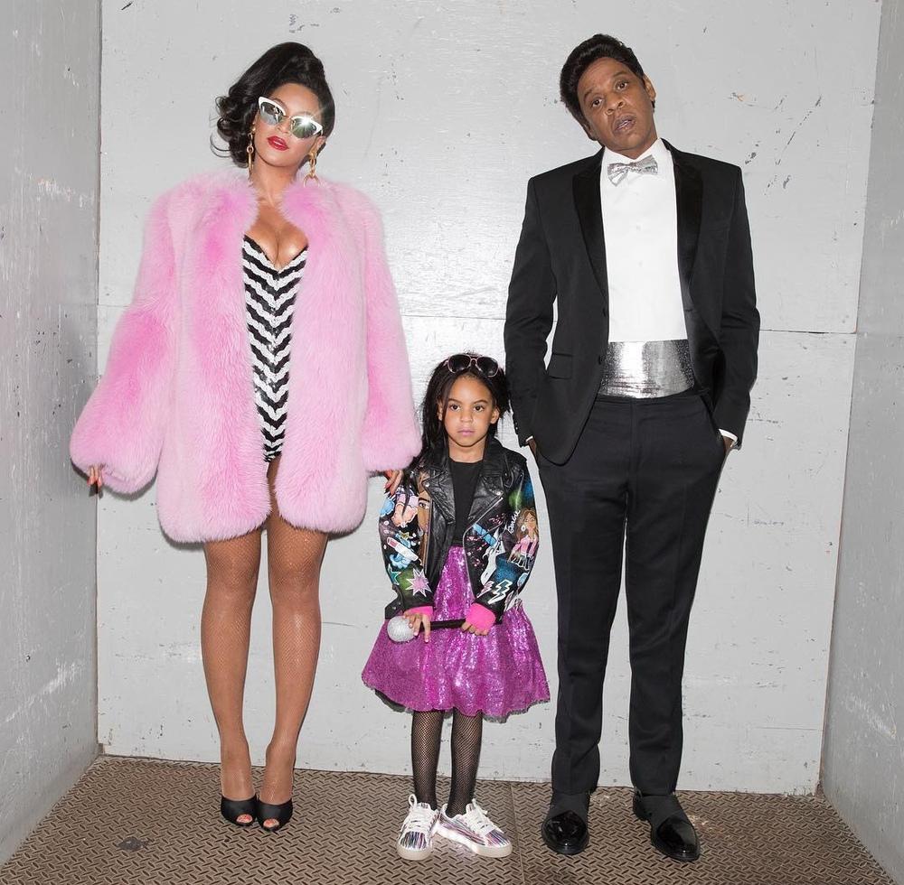 Rodzina w stylu Barbie