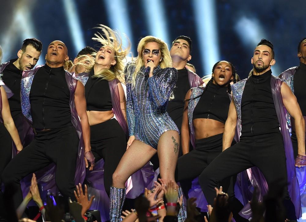 Lady Gaga na Super Bowl 2017