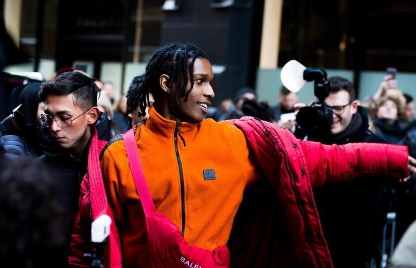 ASAP Rocky x Zalando