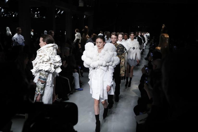 Zobaczcie, czym zaskoczył nas London Fashion Week!