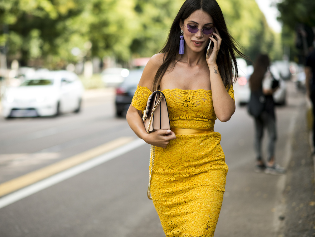 b7c41e5a1faa71 koszule nocne italian fashion w trendy ALLANI. Italian chic — poznaj styl  ubierania się Włoszek