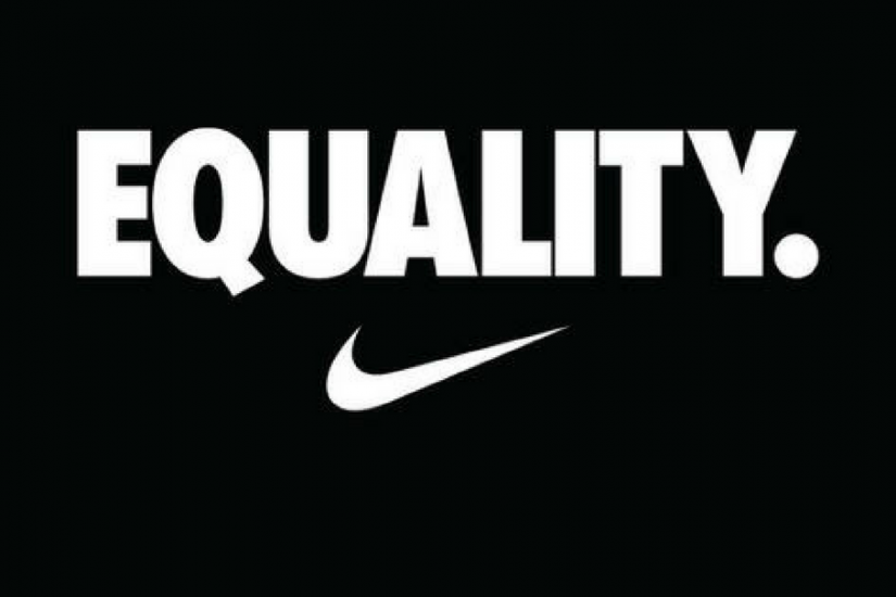 Equality kampania Nike