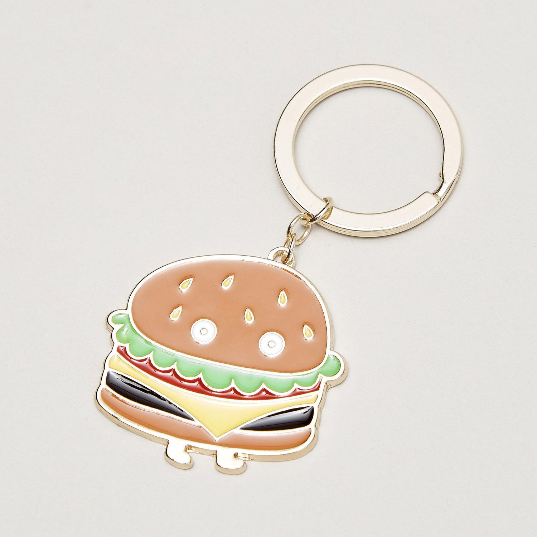 Brelok z hamburgerem