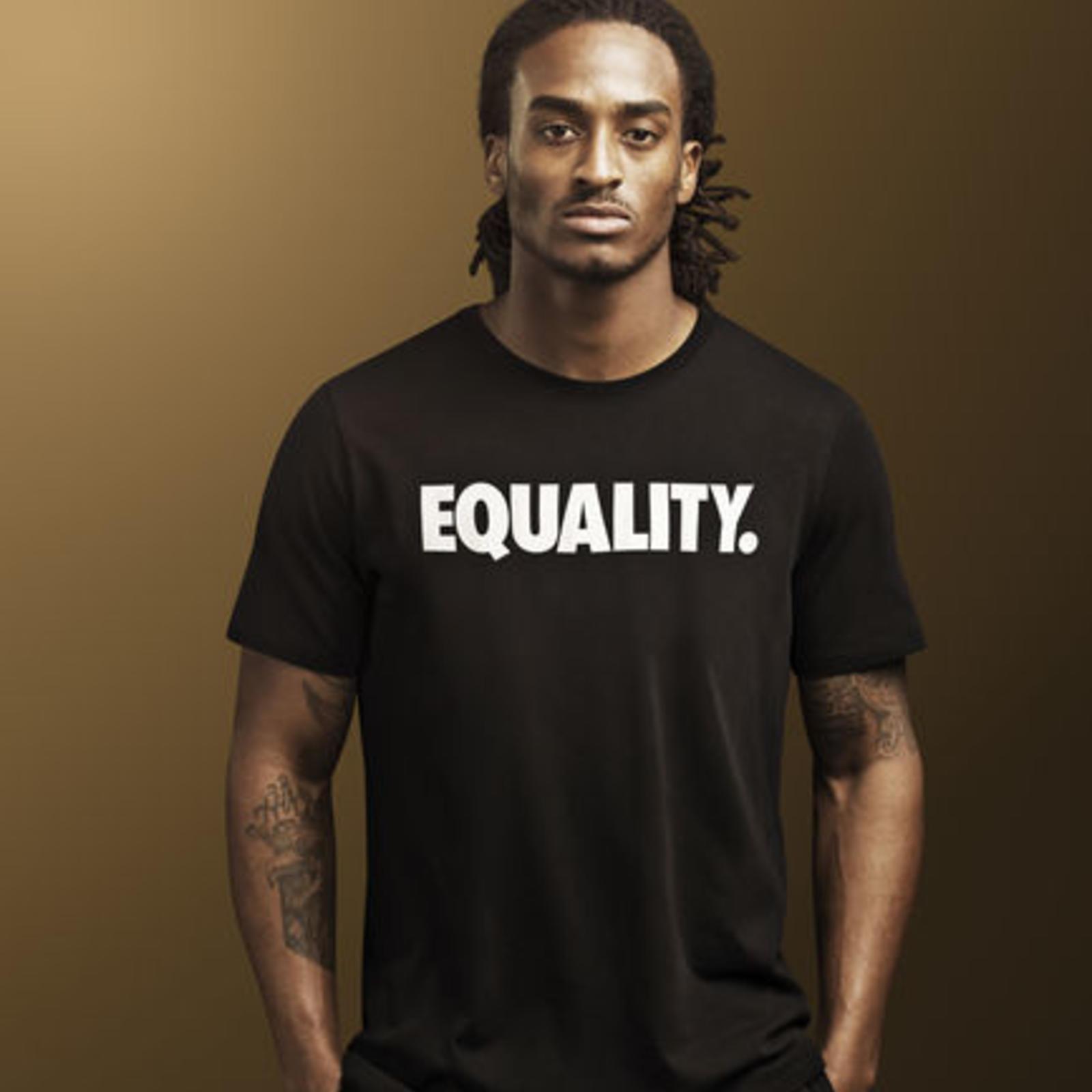 Equality t-shirt NIKE