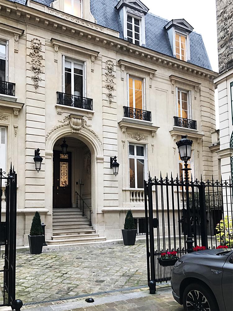 Siedziba marki KARL w Paryżu