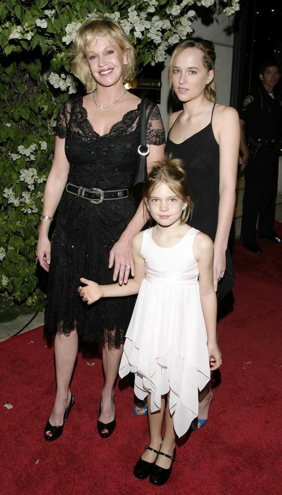 Melanie Griffith z córkami