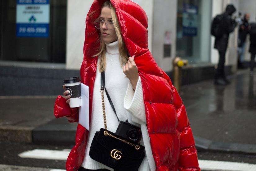 stylizacja jessici mercedes na tygodniu mody 2017