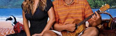 Drew Barrymore i Adam Sandler często grają razem w komediach romantycznych