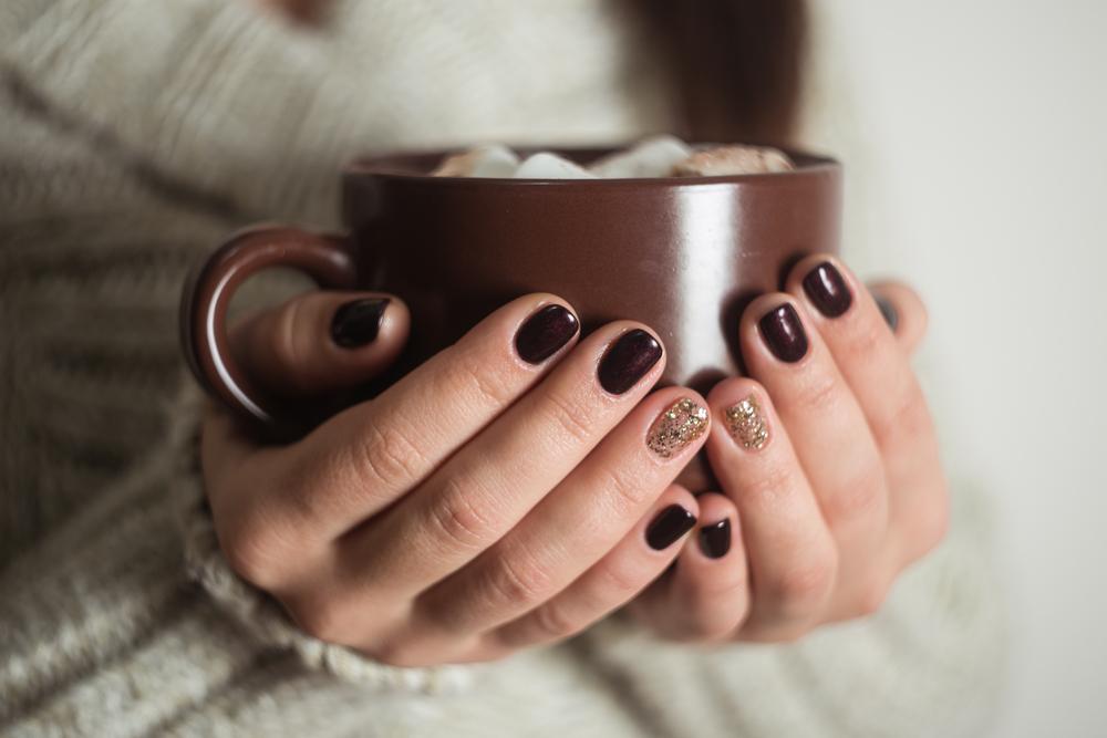 W kolorze palonej kawy