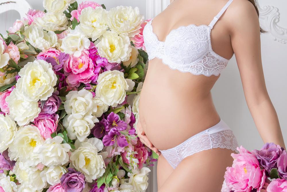W ciąży możesz nosić różne fasony bielizny